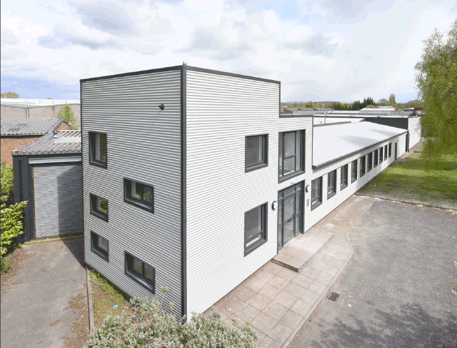 Unit 17a Newby Road Industrial Estate